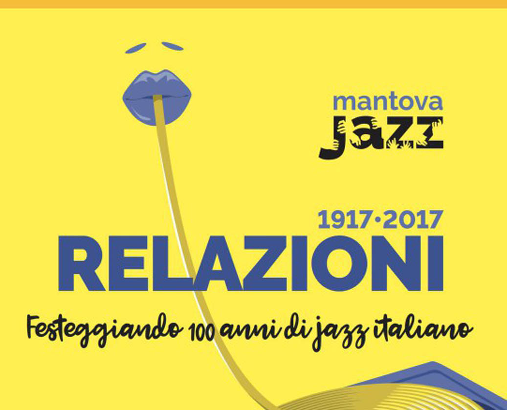 logo mantova jazz