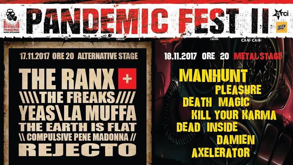 Pandemic Fest vol.2